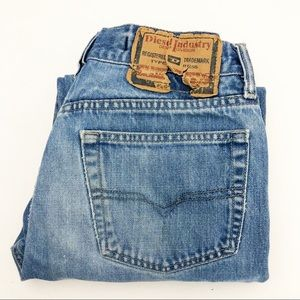 DIESEL 2001 straight leg jeans | size 28